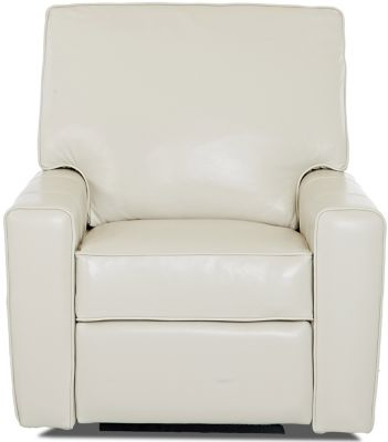 Klaussner Hannah Leather Power Recliner