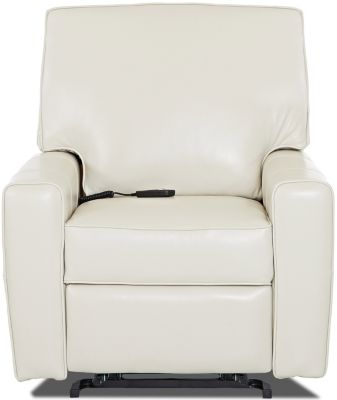 Klaussner Hannah Leather Lift Chair