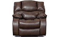 Klaussner Hillside Leather Power Recliner