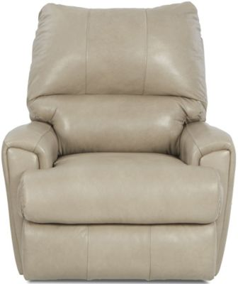 Klaussner Julio Leather Recliner