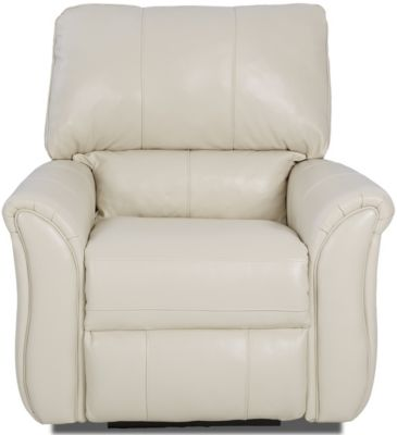 Klaussner Marcus Leather Power Recliner