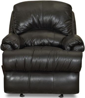 Klaussner Phoenix II Leather Gliding Recliner