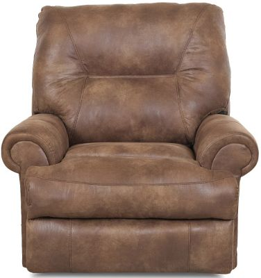 Klaussner Roadster Coffee Power Recliner