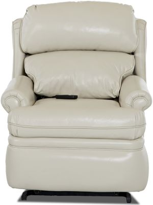 Klaussner Sylvan Leather 3-Way Lift Chair
