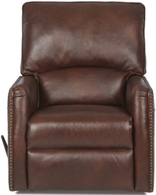 Klaussner Venice Leather Recliner