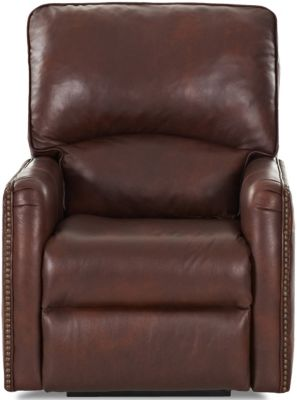 Klaussner Venice Leather Power Recliner