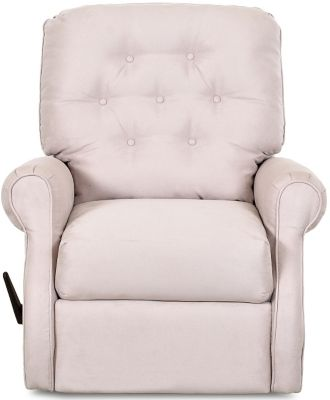 Klaussner Virgo Cream Recliner