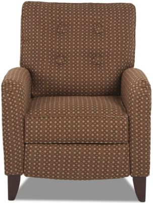 Klaussner Allison High Leg Recliner