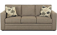 Klaussner Berger Queen Sleeper Sofa