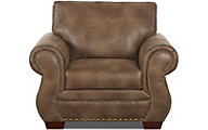 Klaussner Blackburn Mocha Chair