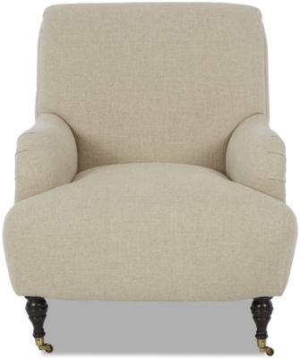 Klaussner Cameron Cream Chair