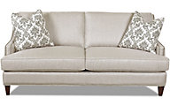 Klaussner Duchess Cream Sofa