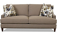 Klaussner Duchess Tan Sofa