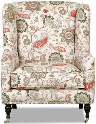 Klaussner Edenton Wing Chair