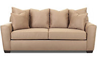 Klaussner Heather Tan Sofa