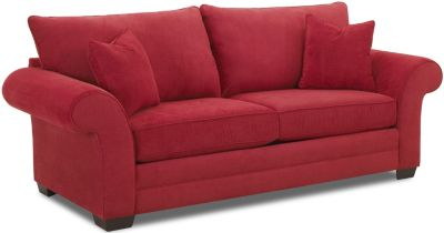 Klaussner Holly Cherry Sofa