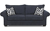 Klaussner Holly Navy Sofa