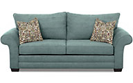 Klaussner Holly Teal Sofa
