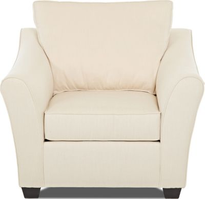Klaussner Linville Cream Chair