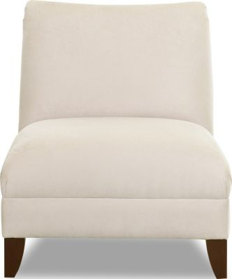 Klaussner Logan Cream Chair