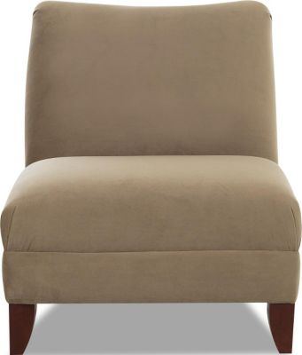 Klaussner Logan Mocha Chair