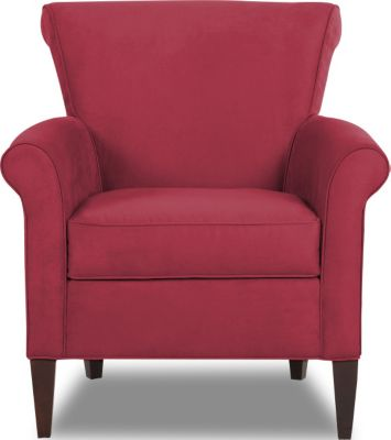 Klaussner Louise Rose Accent Chair
