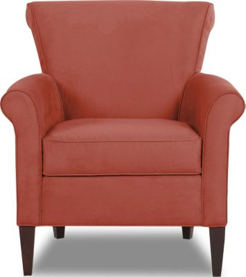 Klaussner Louise Salmon Chair