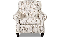 Klaussner Marie Floral Accent Chair