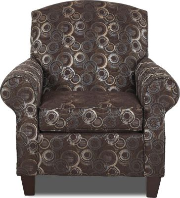 Klaussner Marie Circle Chair
