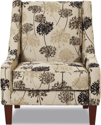 Klaussner Matrix Floral Chair