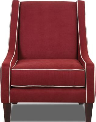 Klaussner Matrix Crimson Chair