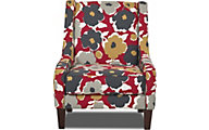 Klaussner Matrix Flowered Chair