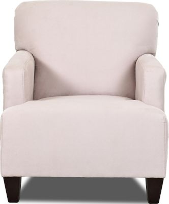 Klaussner Tanner Cream Accent Chair