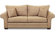 Klaussner Holly Tan Queen Sleeper Sofa