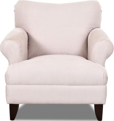 Klaussner Simone Ivory Chair