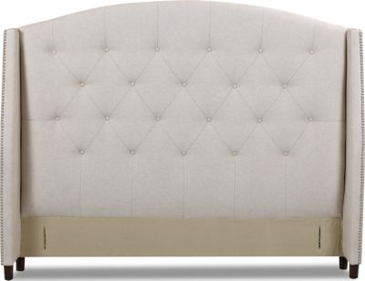 Klaussner Harvard Queen Upholstered Headboard