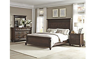 Klaussner Palencia 4-Piece Queen Bedroom Set