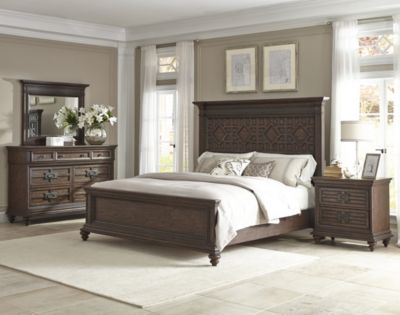 Klaussner Palencia 4-Piece King Bedroom Set