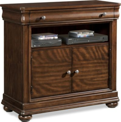 Klaussner Parkview Media Chest