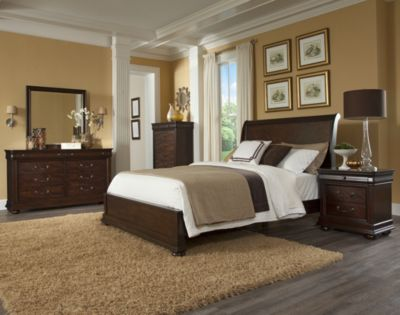 Klaussner Parkview 4-Piece King Bedroom Set