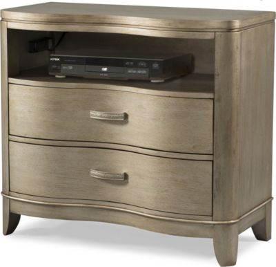Klaussner Serenade Glamour Media Chest