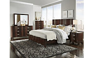 Klaussner Serenade II 4-Piece King Bedroom Set