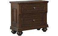 Klaussner Whittington Pine Nightstand