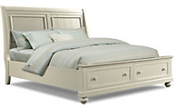 Klaussner Whittington Queen Storage Bed