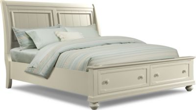 Klaussner Whittington King Storage Bed