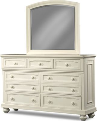 Klaussner Whittington Dresser with Mirror
