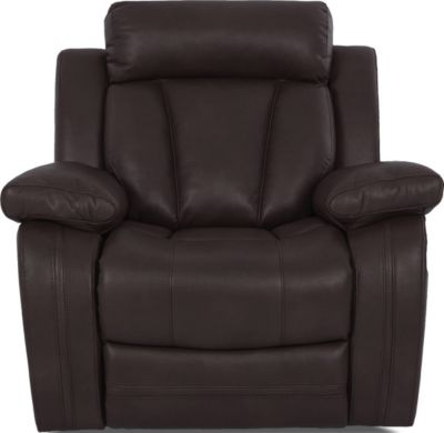 Klaussner Atticus Brown Power Recliner