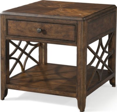 Klaussner Georgia Rain End Table