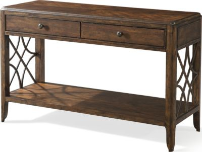 Klaussner Georgia Rain Sofa Table