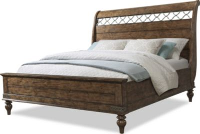 Klaussner Southern Pines Queen Sleigh Bed